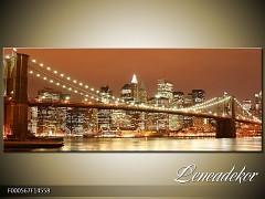 Obraz na zeď-města,architektura- Panorama F000567