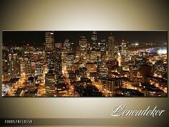 Obraz na zeď-města,architektura- Panorama F000574
