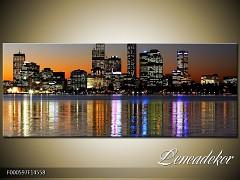 Obraz na zeď-města,architektura- Panorama F000597