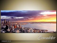 Obraz na zeď-města,architektura- Panorama F000609
