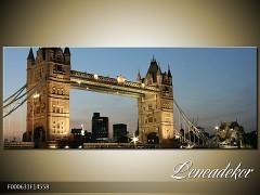 Obraz na zeď-města,architektura- Panorama F000631