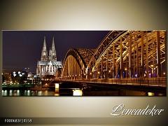 Obraz na zeď-města,architektura- Panorama F000683