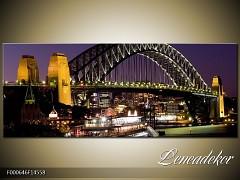 Obraz na zeď-města,architektura- Panorama F000646