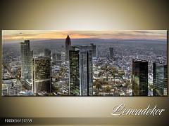 Obraz na zeď-města,architektura- Panorama F000656