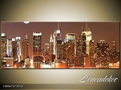 Obraz na zeď-města,architektura- Panorama F000673