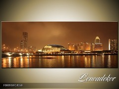Obraz na zeď-města,architektura- Panorama F000930