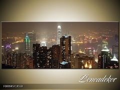 Obraz na zeď-města,architektura- Panorama F000945