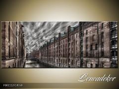Obraz na zeď-města,architektura- Panorama F001112