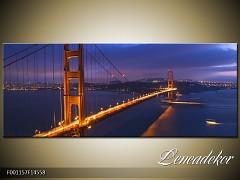 Obraz na zeď-města,architektura- Panorama F001157