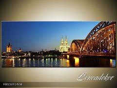 Obraz na zeď-města,architektura- Panorama F001167