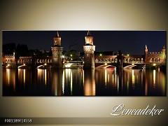 Obraz na zeď-města,architektura- Panorama F001189