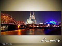 Obraz na zeď-města,architektura- Panorama F001375