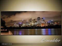 Obraz na zeď-města,architektura- Panorama F001469