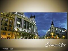 Obraz na zeď-města,architektura- Panorama F001653