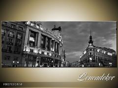 Obraz na zeď-města,architektura- Panorama F001731