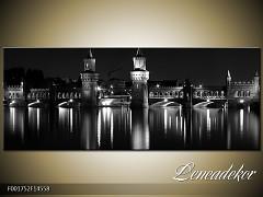 Obraz na zeď-města,architektura- Panorama F001752
