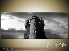 Obraz na zeď-města,architektura- Panorama F001772