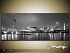 Obraz na zeď-města,architektura- Panorama F001773