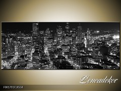 Obraz na zeď-města,architektura- Panorama F001791