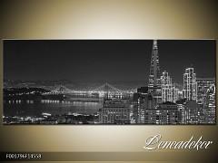 Obraz na zeď-města,architektura- Panorama F001796