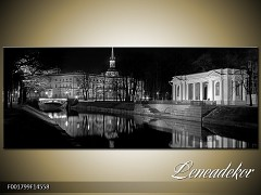 Obraz na zeď-města,architektura- Panorama F001799