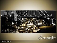 Obraz na zeď-města,architektura- Panorama F001837