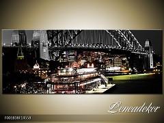 Obraz na zeď-města,architektura- Panorama F001838