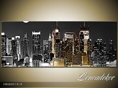Obraz na zeď-města,architektura- Panorama F001839