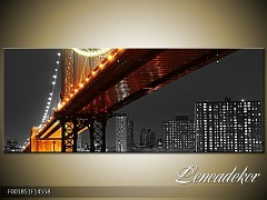 Obraz na zeď-města,architektura- Panorama F001851