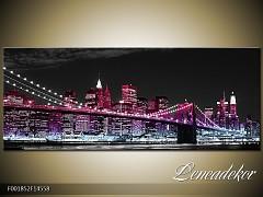 Obraz na zeď-města,architektura- Panorama F001852