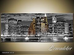 Obraz na zeď-města,architektura- Panorama F001858