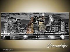 Obraz na zeď-města,architektura- Panorama F001859
