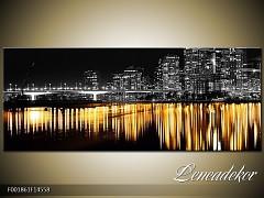 Obraz na zeď-města,architektura- Panorama F001861