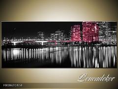 Obraz na zeď-města,architektura- Panorama F001862
