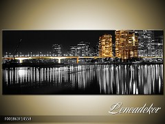 Obraz na zeď-města,architektura- Panorama F001863
