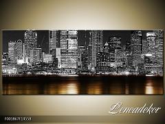 Obraz na zeď-města,architektura- Panorama F001867