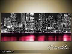 Obraz na zeď-města,architektura- Panorama F001868