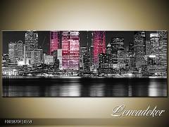 Obraz na zeď-města,architektura- Panorama F001870