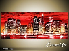 Obraz na zeď-města,architektura- Panorama F002083