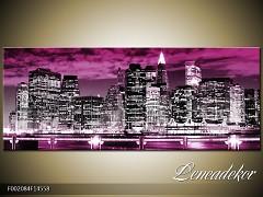 Obraz na zeď-města,architektura- Panorama F002084