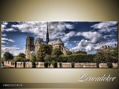 Obraz na zeď-města,architektura- Panorama F002315