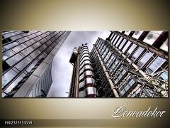 Obraz na zeď-města,architektura- Panorama F002323
