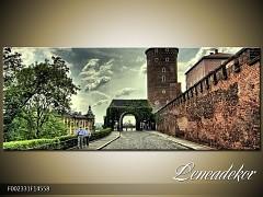 Obraz na zeď-města,architektura- Panorama F002331