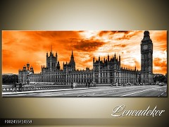 Obraz na zeď-města,architektura- Panorama F002455