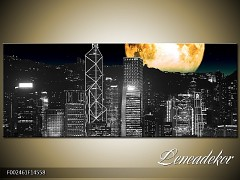 Obraz na zeď-města,architektura- Panorama F002461