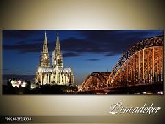 Obraz na zeď-města,architektura- Panorama F002683