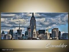 Obraz na zeď-města,architektura- Panorama F002714