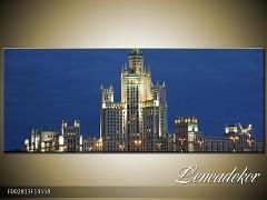 Obraz na zeď-města,architektura- Panorama F002813