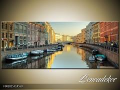 Obraz na zeď-města,architektura- Panorama F002815