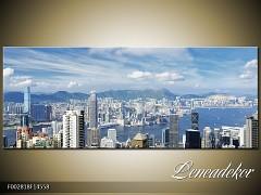 Obraz na zeď-města,architektura- Panorama F002818